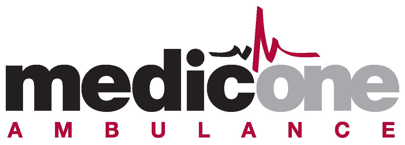MEDIC ONE AMBULANCE SERV logo
